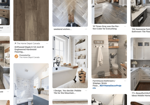 Is Pinterest The Ticket To Your Next Renovation's Success?