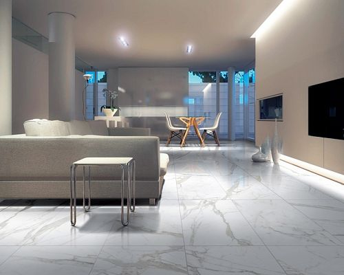 Luxe Calacatta Polished